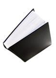 μαύρο βιβλίο στοκ εικόνα