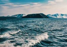 μαύρο βουνό Στοκ Εικόνα