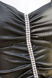 μαύρο βράδυ φορεμάτων στοκ φωτογραφίες