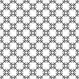 Μαύρο ΓΕΩΜΕΤΡΙΚΟ άνευ ραφής σχέδιο στο άσπρο υπόβαθρο Στοκ εικόνα με δικαίωμα ελεύθερης χρήσης