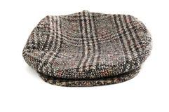 μαύρο γκρίζο καπέλο Στοκ φωτογραφίες με δικαίωμα ελεύθερης χρήσης