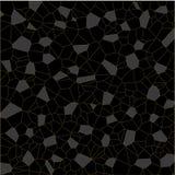 μαύρο γκρίζο πρότυπο μερών Στοκ φωτογραφία με δικαίωμα ελεύθερης χρήσης