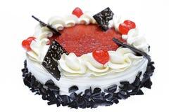 Μαύρο δασικό κέικ Στοκ φωτογραφίες με δικαίωμα ελεύθερης χρήσης