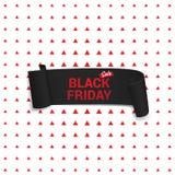 Μαύρο διάνυσμα πώλησης Παρασκευής Στοκ φωτογραφίες με δικαίωμα ελεύθερης χρήσης