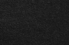 Μαύρο εκλεκτής ποιότητας σχέδιο σύστασης υποβάθρου υφάσματος φανέλας μαλλιού Cout κοστουμιών, μεγάλη λεπτομερής οριζόντια κατασκε Στοκ Φωτογραφίες