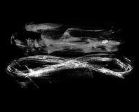 μαύρο ευαίσθητο λευκό έρ&g στοκ φωτογραφίες