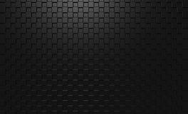 Μαύρο ελεγμένο μεταλλικό υπόβαθρο Στοκ εικόνα με δικαίωμα ελεύθερης χρήσης