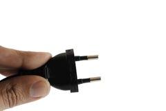μαύρο ηλεκτρικό λευκό βυσμάτων ανασκόπησης στοκ φωτογραφίες με δικαίωμα ελεύθερης χρήσης