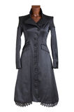 μαύρο θηλυκό φορεμάτων Στοκ Εικόνα
