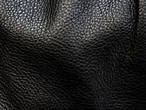 μαύρο διάνυσμα δέρματος α&nu Στοκ εικόνα με δικαίωμα ελεύθερης χρήσης