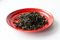μαύρο ινδικό τσάι Στοκ Φωτογραφία