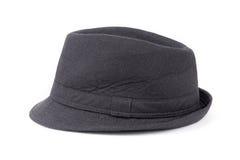 Μαύρο καπέλο στοκ εικόνες