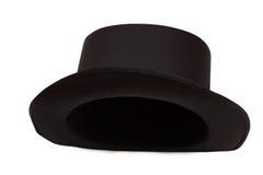 Μαύρο καπέλο Στοκ φωτογραφίες με δικαίωμα ελεύθερης χρήσης