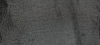Μαύρο κατασκευασμένο φύλλο 2 Στοκ φωτογραφίες με δικαίωμα ελεύθερης χρήσης