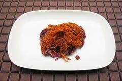 Μαύρο κολλώδες ρύζι Στοκ Εικόνες