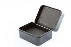 μαύρο κουτί κενό Στοκ Εικόνα