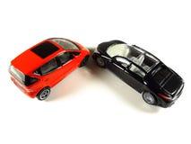 μαύρο κόκκινο αυτοκινήτω& Στοκ εικόνες με δικαίωμα ελεύθερης χρήσης