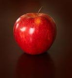 μαύρο κόκκινο μήλων Στοκ Φωτογραφία