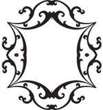 μαύρο λευκό κυλίνδρων πλ&al Στοκ εικόνες με δικαίωμα ελεύθερης χρήσης