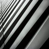μαύρο λευκό λωρίδων Στοκ φωτογραφίες με δικαίωμα ελεύθερης χρήσης