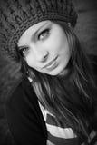 μαύρο λευκό μόδας 3 Στοκ Εικόνες