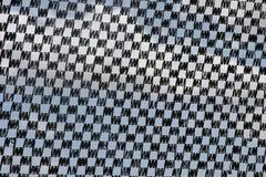 μαύρο λευκό προτύπων ελέγ&ch Στοκ Εικόνες