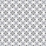μαύρο λευκό προτύπων Στοκ φωτογραφίες με δικαίωμα ελεύθερης χρήσης