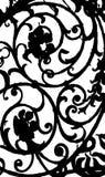 μαύρο λευκό προτύπων Στοκ Φωτογραφία