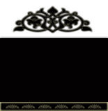 μαύρο λευκό τελών ανασκόπ&et Στοκ φωτογραφίες με δικαίωμα ελεύθερης χρήσης