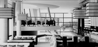 μαύρο λευκό japon Στοκ Φωτογραφίες