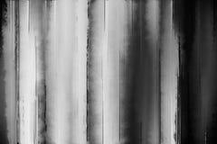 μαύρο λευκό watercolor ανασκόπησης Στοκ Εικόνες