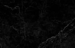 Μαύρο μαρμάρινο αφηρημένο υπόβαθρο Στοκ εικόνα με δικαίωμα ελεύθερης χρήσης