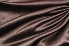 μαύρο μετάξι Στοκ Φωτογραφίες