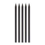 μαύρο μολύβι Στοκ εικόνα με δικαίωμα ελεύθερης χρήσης