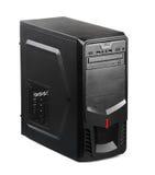 Μαύρο νέο PC Στοκ Εικόνες