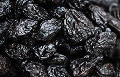 μαύρο ξηρό δαμάσκηνο στοκ φωτογραφία με δικαίωμα ελεύθερης χρήσης