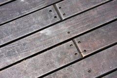 μαύρο ξύλο καρυδιάς δαπέδων στοκ εικόνες με δικαίωμα ελεύθερης χρήσης