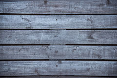 Μαύρο ξύλινο υπόβαθρο τοίχων Στοκ φωτογραφία με δικαίωμα ελεύθερης χρήσης