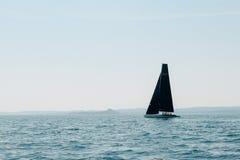 Μαύρο πανί Στοκ φωτογραφία με δικαίωμα ελεύθερης χρήσης