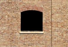 μαύρο παράθυρο στοκ εικόνες