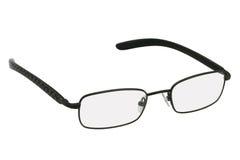μαύρο πλαίσιο γυαλιών Στοκ Εικόνα