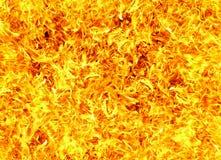 μαύρο πλαίσιο πυρκαγιάς &alph Στοκ Φωτογραφίες