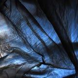 μαύρο πλαστικό τσαντών Στοκ Εικόνες