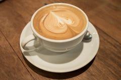 Μαύρο πρωί καφέ σήμερα Στοκ Εικόνα