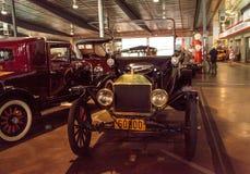 Μαύρο πρότυπο Τ του 1915 ανοικτό αυτοκίνητο της Ford Στοκ Φωτογραφίες