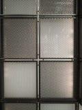 Μαύρο πλέγμα χάλυβα κατασκευής Metel στοκ εικόνες με δικαίωμα ελεύθερης χρήσης