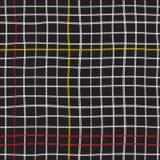 μαύρο ράψιμο προτύπων διανυσματική απεικόνιση