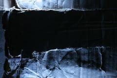 μαύρο σκοτεινό πλαίσιο αν Στοκ Φωτογραφία