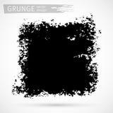 Μαύρο στοιχείο σχεδίου μελανιού απεικόνιση αποθεμάτων