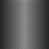 Μαύρο σχέδιο σχεδίων παραλληλογράμμων στο μεταλλικό υπόβαθρο διανυσματική απεικόνιση